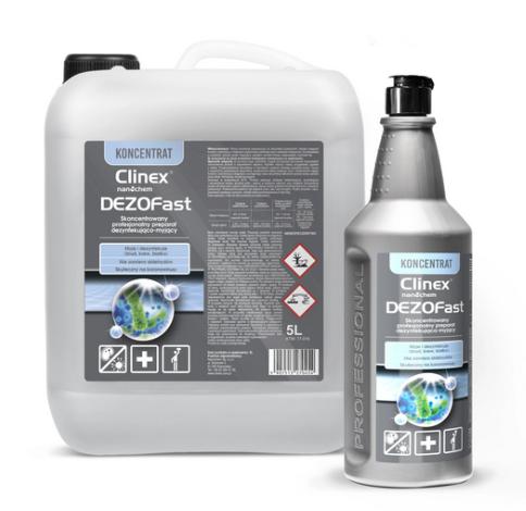 Clinex -  DEZOFast 5L