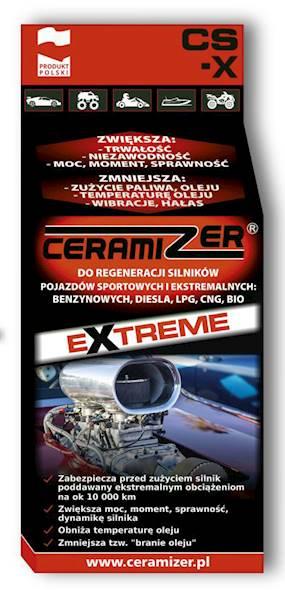 Ceramizer do 4T silników samoch. extremalnych