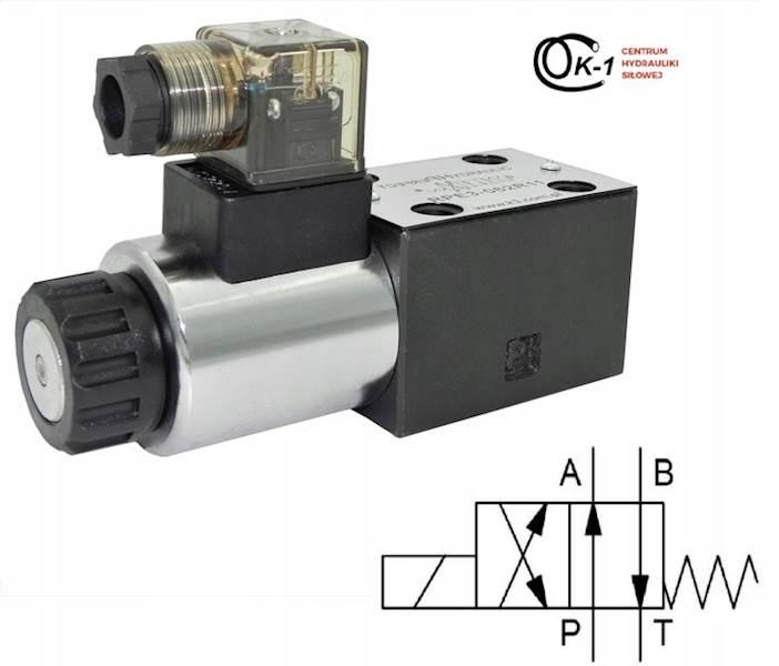 Elektrozawór Rozdzielacz 3WE6D DG4V NG6 CETOP 12V/24V/230V