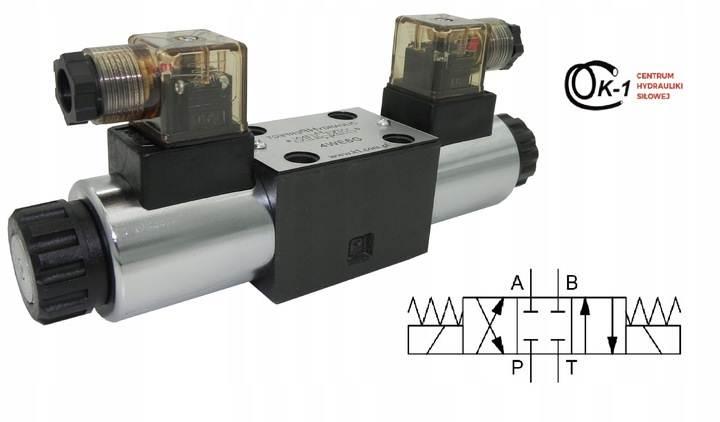 Elektrozawór Rozdzielacz 4WE6E DG4V NG6 CETOP 12V/24V/230V