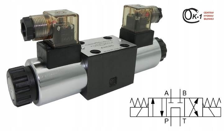 Elektrozawór Rozdzielacz 4WE6G DG4V NG6 CETOP3 12V/24V/230V