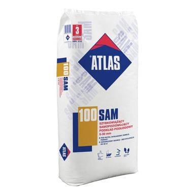 Zapr. Atlas SAM 100 samopoz. 25 kg