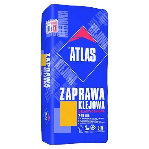 Zapr. Atlas Uelastyczniony 25kg