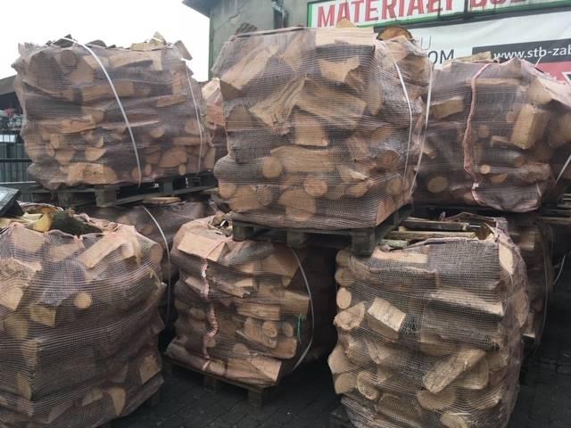 Drewno kominkowe DĄB 1 mp