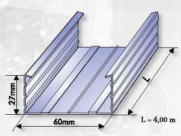 Al. Profil CD-60 4m