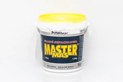 Gładź gotowa  MASTER  1,5kg