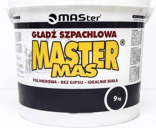 Gładź gotowa  MASTER  9kg