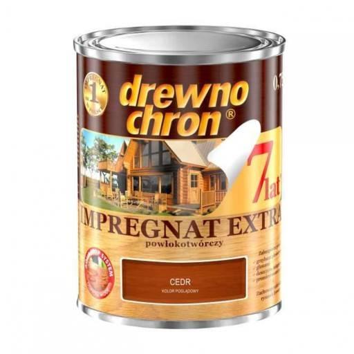Drewnochron Cedr 0,75
