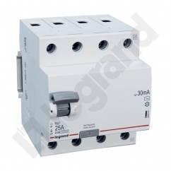 RX3 Wył.różnic.-prąd. 25A/30mA AC 4P trójfaz.