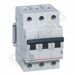 RX3 S 303 B 16 A Wyłącznik instalacyjny