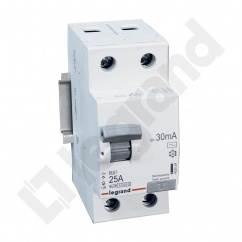 RX3 Wył.różnic.-prąd. 25A/30mA AC 2P jednofaz.