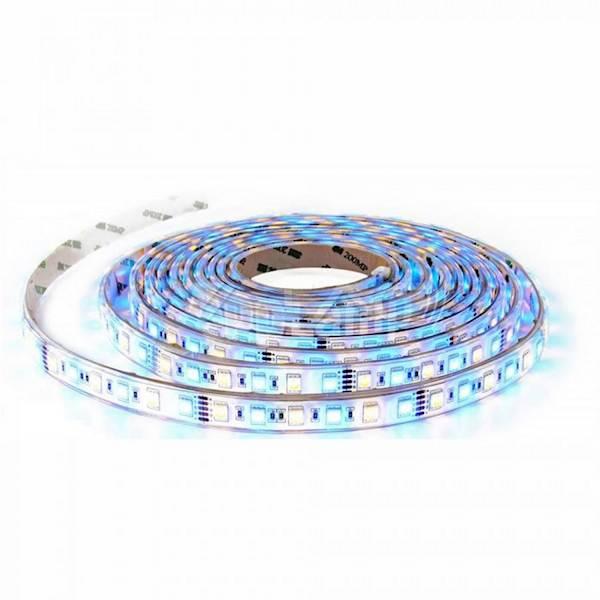 LED TAŚMA 12V 10W/m5050 600led IP20 RGBWW VT-5050-