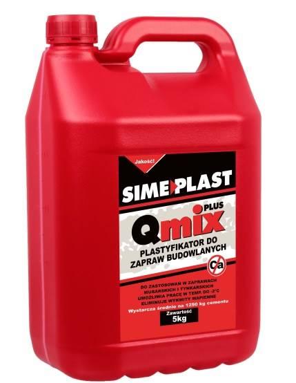 SIEMPLAST - QMIX PLUS (wapno w płynie) 5 kg