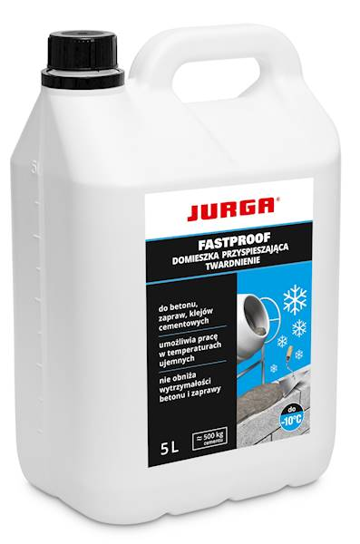 JURGA FASTPROOF 5 L. (-10 C)