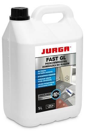 JURGA FAST GL 5 L. (-10 C )