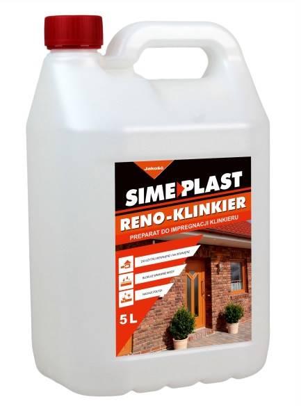 SIMEPLAST RENO-KLINKIER1 kg Bezbarwny