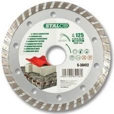 Tarcza diamentowa 230mm Turbo STALCO