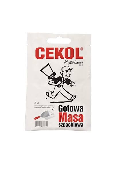 CEKOL M-1  Gotowa masa szpachlowa 75 ML