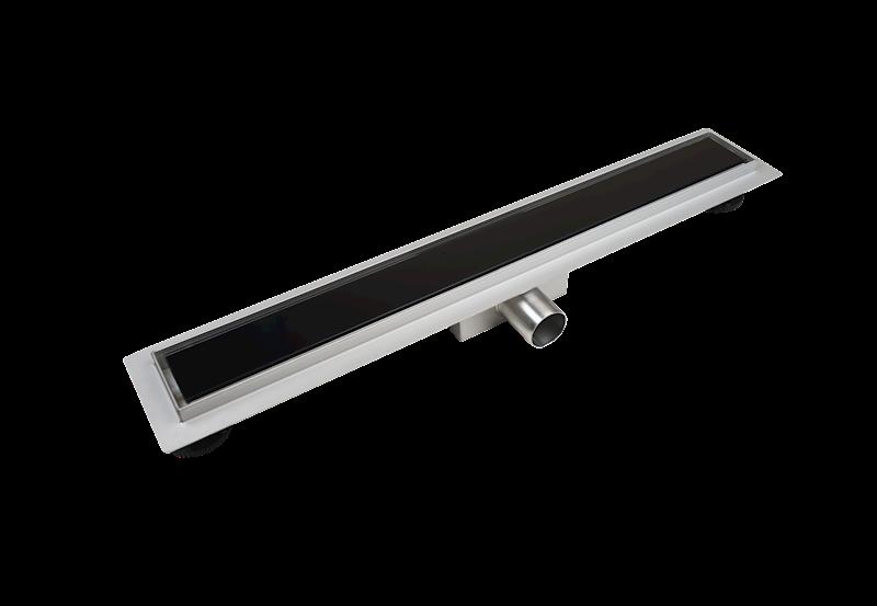 Odpływ liniowy Balneo G-DRAIN 600 mm -  DARK