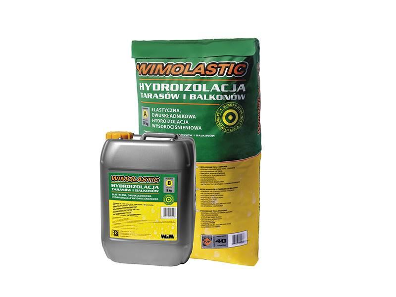 WIM WIMOLASTIC  KA-24 kg  A składnik suchy