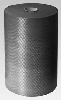 Folia izolacyjna fundamentowa pozioma 300mmX50m