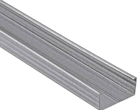 Profil ścienny CW-75 3 mb 0,5mm