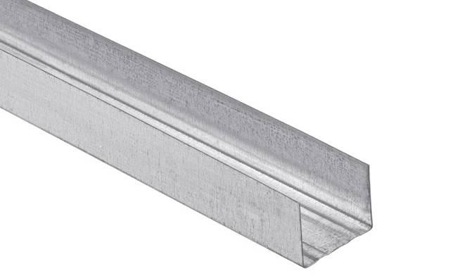 Profil ścienny UW- 75 4 mb 0,5mm