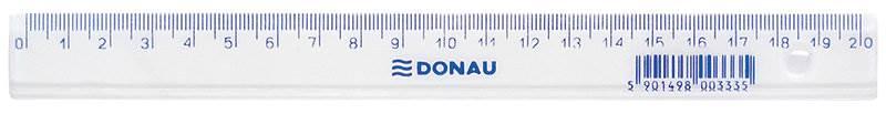 Linijka 20cm DONAU