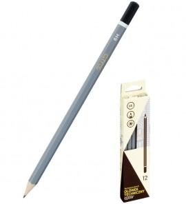 Ołówek tech. 5B a'12 szt. GRAND
