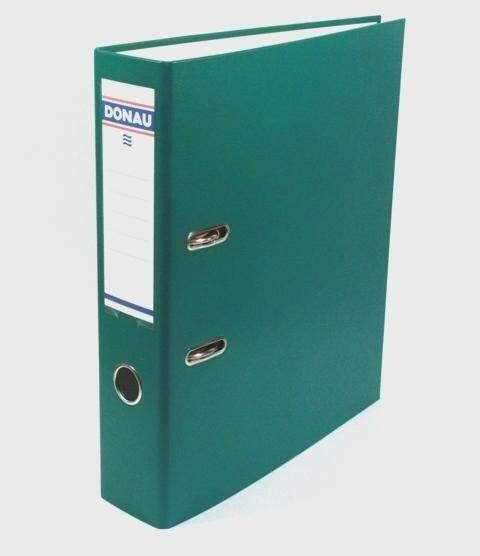 Segreg. DONAU A4/5cm zielony 3950001PL-6