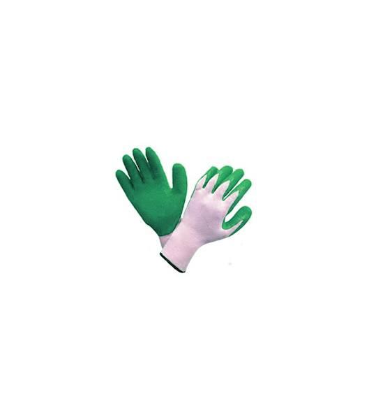 Rękawice art 480 10 zielone/SIL