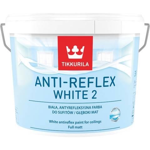 Tikkurila Anti-Reflex White [2] 10l