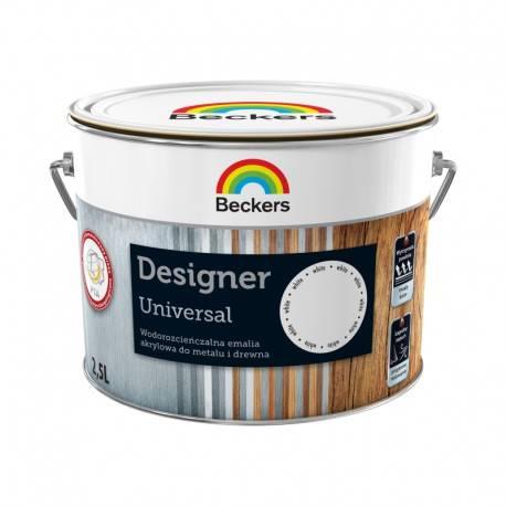 Beckers Designer Universal White 2,5l