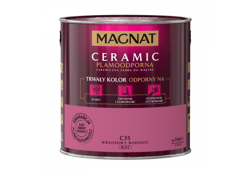 C4 - 2,5L - perła północy - Magnat Ceramic - farba ceramiczna