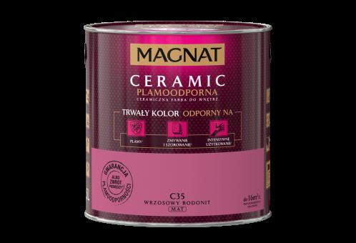 C6 - 5,0L - lniany nefryt - Magnat Ceramic - farba ceramiczna