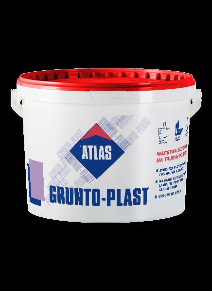 ATLAS - GRUNTO-PLAST - 5kg - warstwa sczepna na trudne podłoża