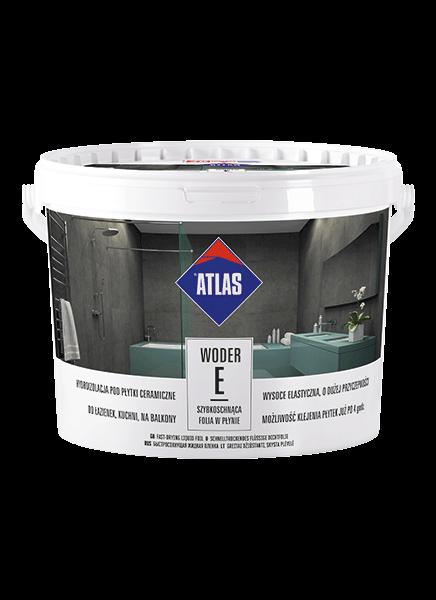 ATLAS - WODER E - 2kg - szybkoschnąca folia w płynie