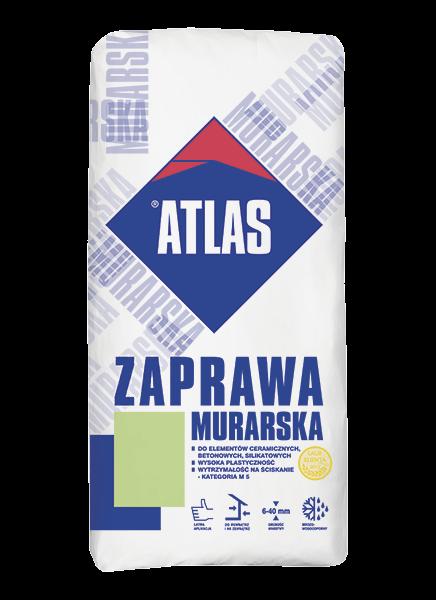ZAPRAWA MURARSKA - 25kg - tradycyjna zaprawa murarska