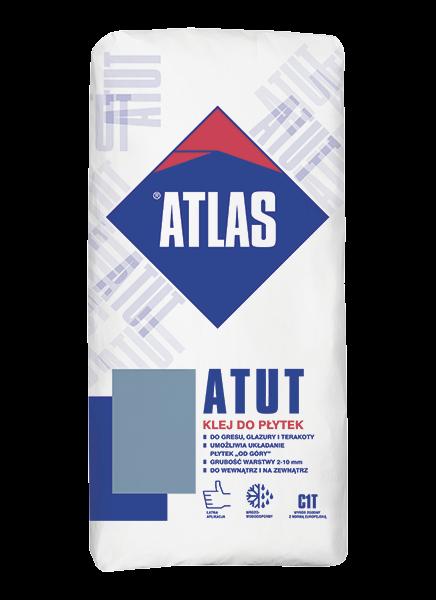 Atlas ATUT - 25kg - klej do płytek, typ C1T