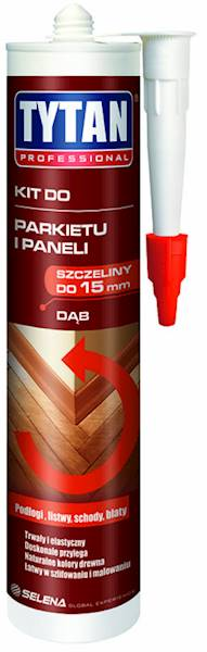 KIT do parkietu i paneli - 310ml - TYTAN PRO