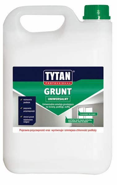 GRUNT emulsja gruntująca - 1L - TYTAN