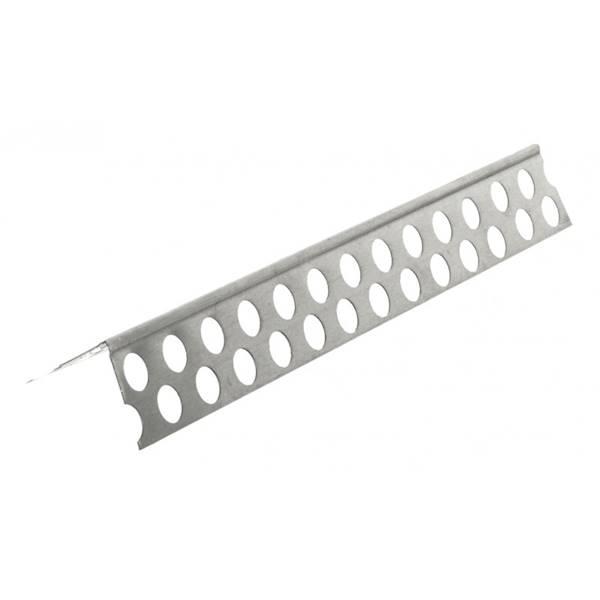 NAROŻNIK aluminiowy perforowany