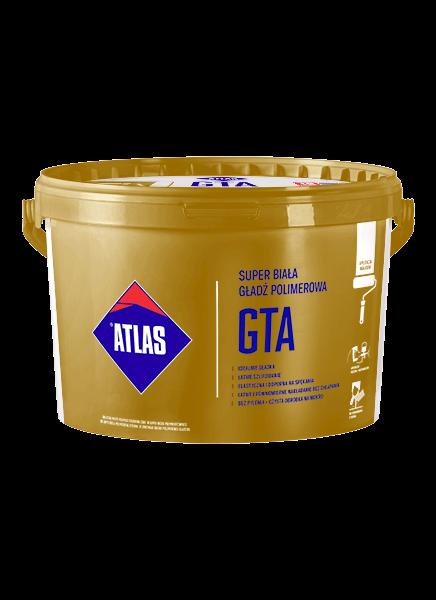 ATLAS GTA - 18kg - super biała gładź polimerowa