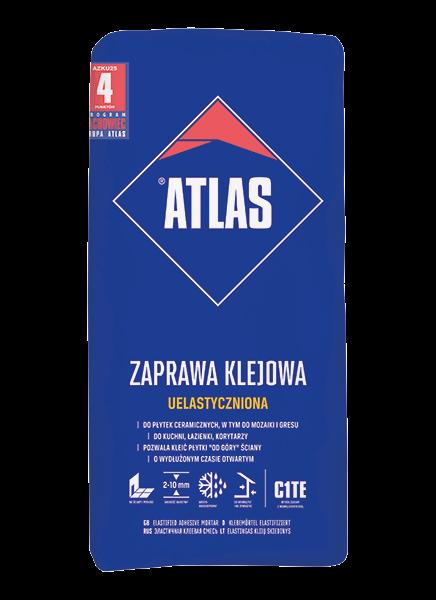 Atlas UELASTYCZNIONA - 5kg - zaprawa klejowa uniwersalny typu C1TE