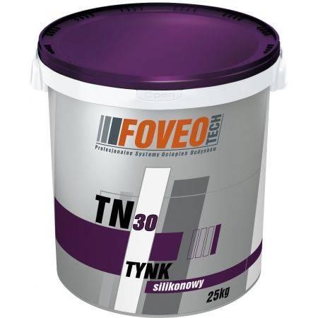 Foveo TN30 - 1,5mm - 25KG - tynk silikonowy