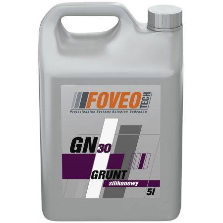 Foveo GN30 - 5L - grunt silikonowy