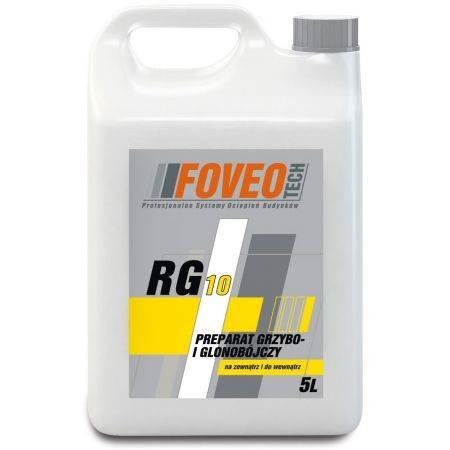 Foveo RG10 - 1L/5L - preparat grzybo i glonobójczy