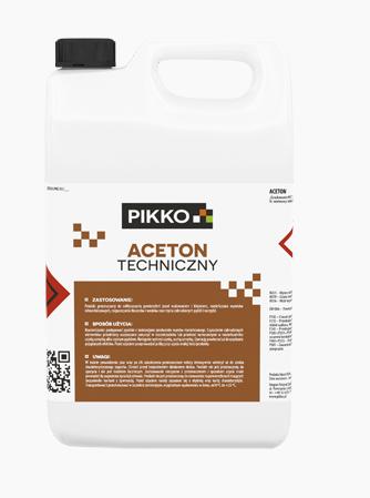 ACETON 5L techniczny PIKKO