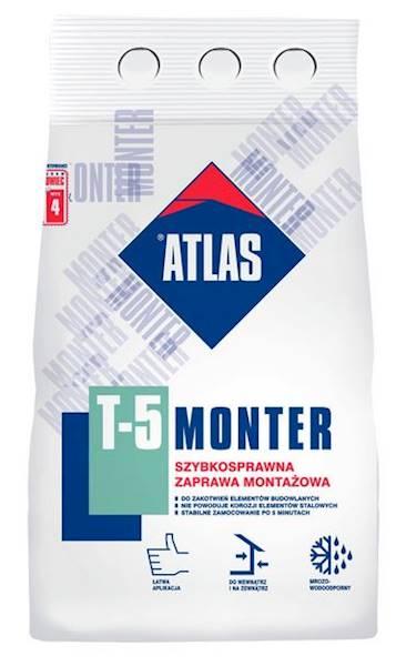 MONTER T5 5kg ATLAS