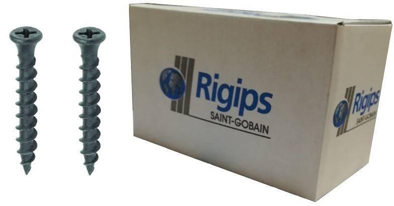 RIGIPS WKRĘTY PŁYTA-PŁYTA 5,5x38mm DO PROFILI 500szt